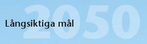 Mål 2050